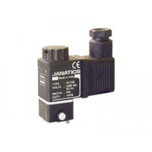 3/2 Direct acting NC valve - 22mm
