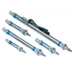 ISO 6432 - Dia 8 & 10 mm