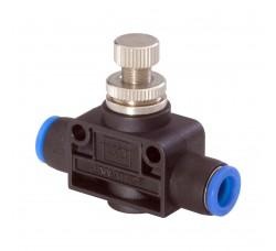 Flow control valve - Inline type