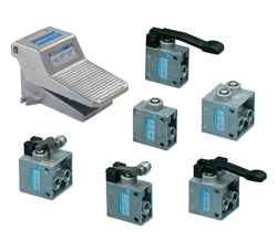 Manual & Mechanical Valves